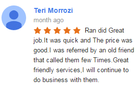 Google-My-Business-Review-Terry-Morrozi Elite Tech Garage Door Repair