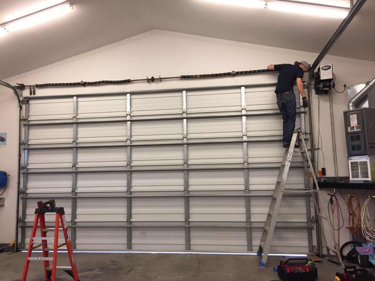 Commercial Garage Door Repair In Sammamish By Elite Garage & Gate