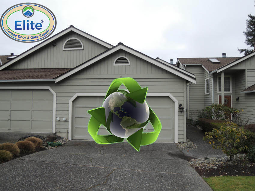 Recycle Your Garage Door And Help To Prevent The Ozone Depletion